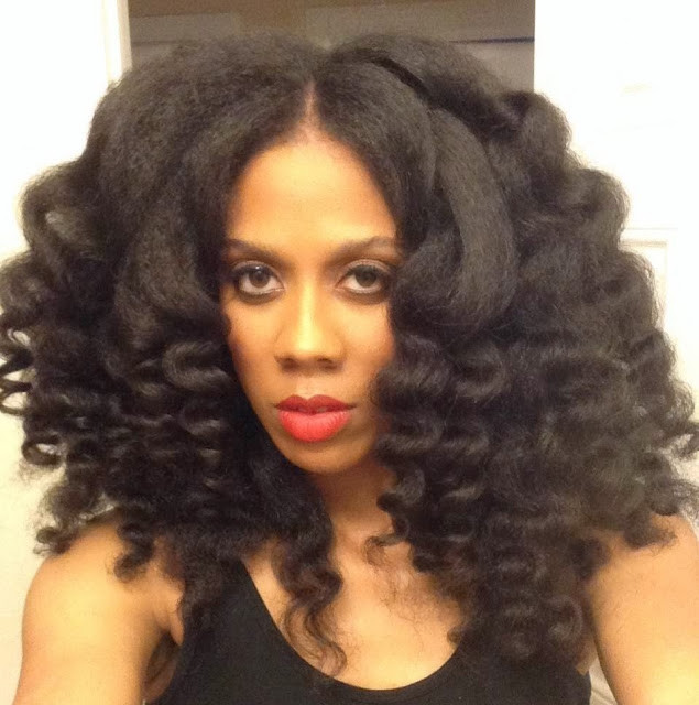 Best ideas about Transition To Natural Hairstyles . Save or Pin 4 Tips for Transitioning to Natural Hair Now.