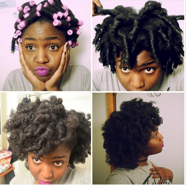 Best ideas about Transition To Natural Hairstyles . Save or Pin How to Transition to Natural Hair Without a Big Chop Now.