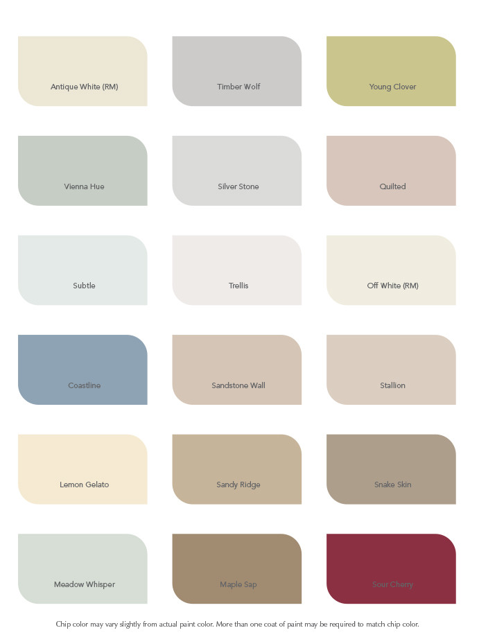 Best ideas about True Value Paint Colors . Save or Pin Lifestyle Card Interior Color Now.