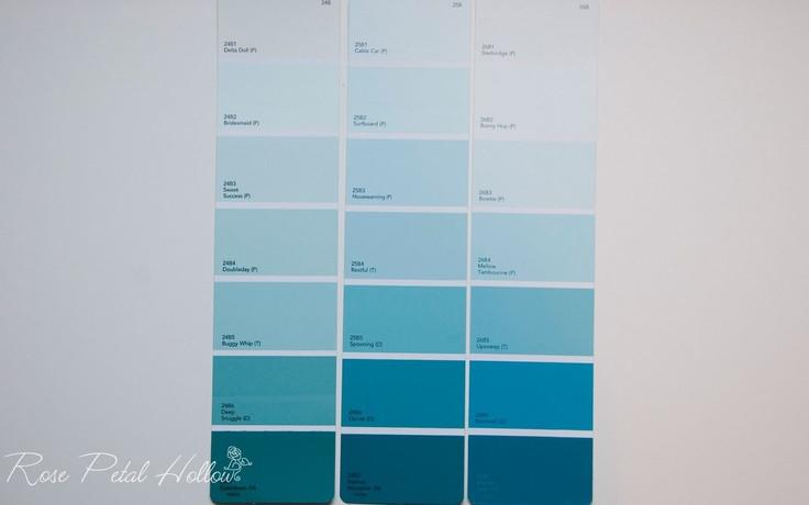 Best ideas about True Value Paint Colors . Save or Pin Blue greens from True Value Paint Colors I Love Now.