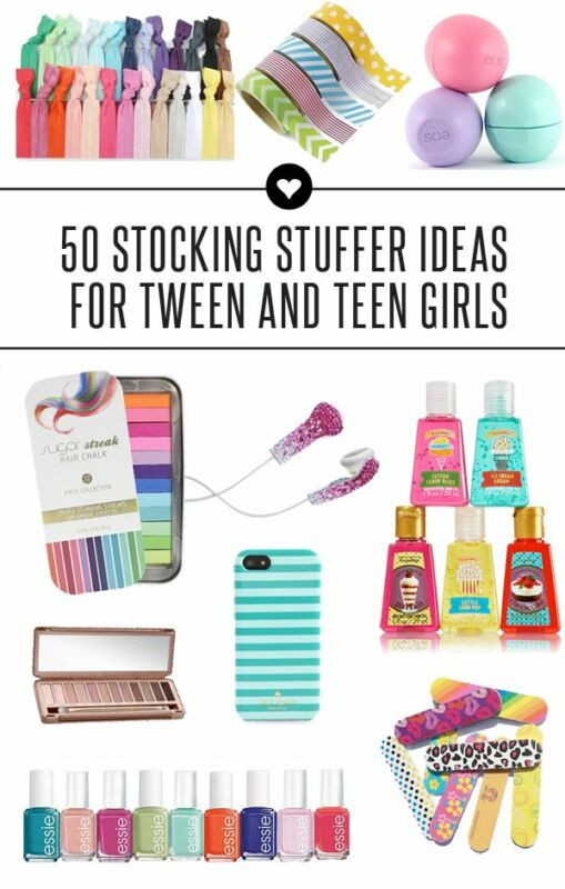 Best ideas about Tween Gift Ideas Girls . Save or Pin Small Gift Ideas For Tween & Teen Girls Now.