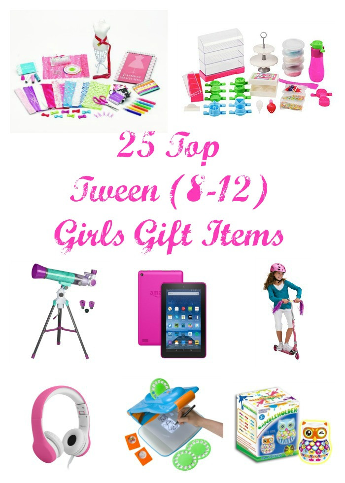 Best ideas about Tween Gift Ideas Girls . Save or Pin Gift Ideas for Tween Girls Now.