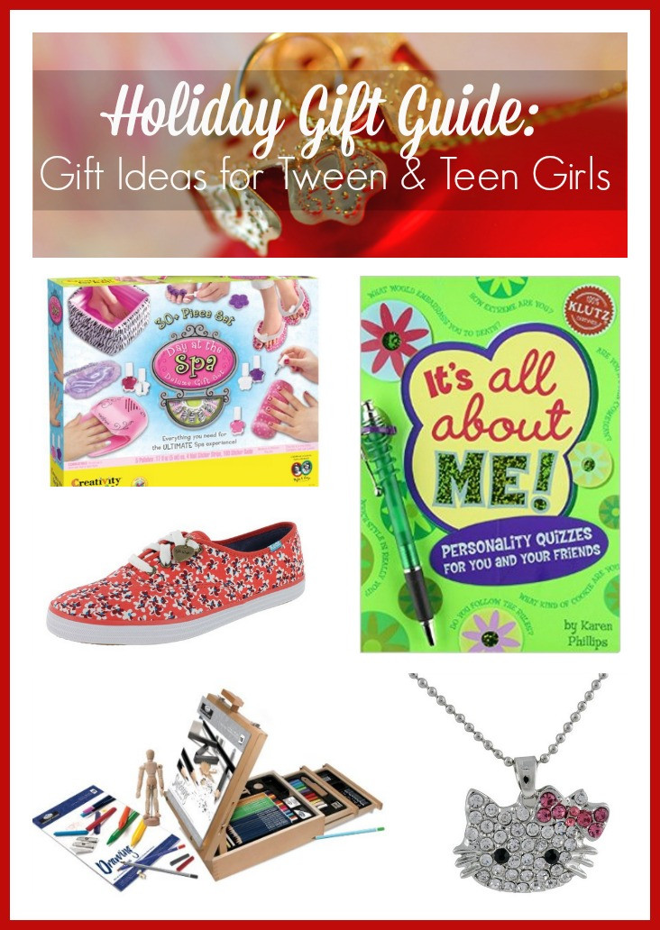 Best ideas about Tween Gift Ideas Girls . Save or Pin Holiday Gift Guide Gift Ideas for Tween & Teen Girls Now.