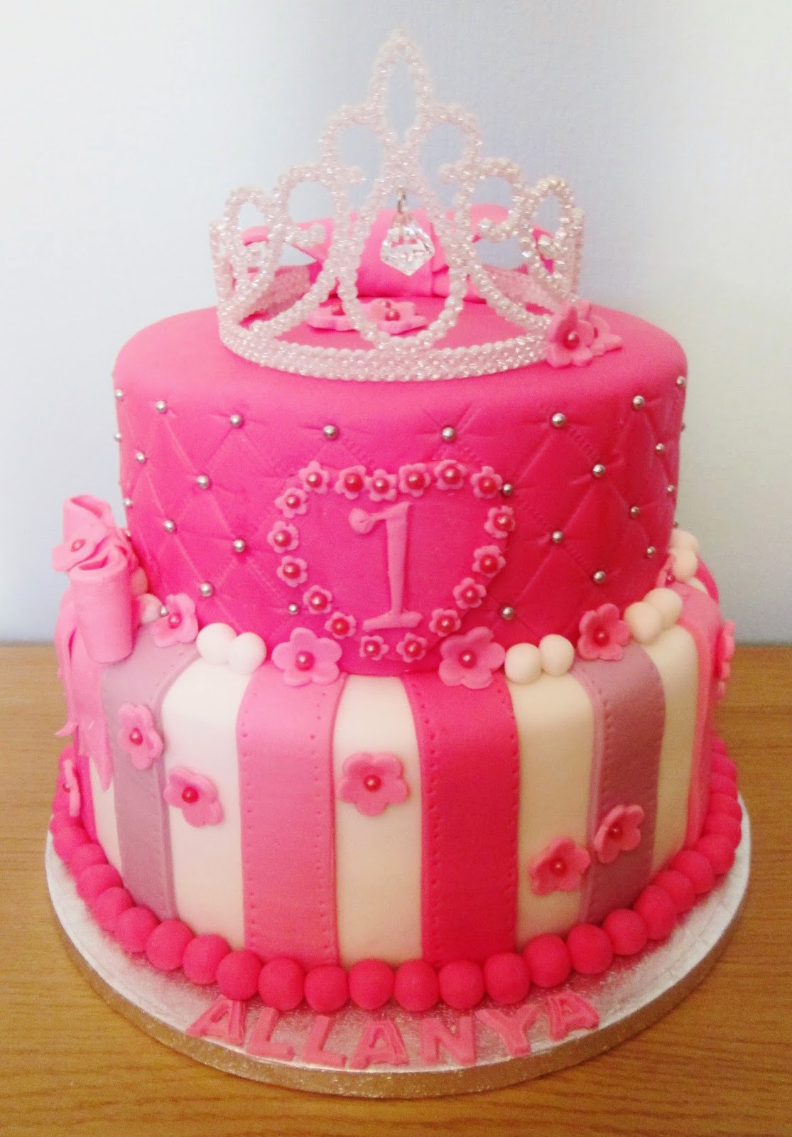 Best ideas about Two Tiered Birthday Cake . Save or Pin THE MESSY KITCHEN Basic sponge cake recipe Two tier etc Now.