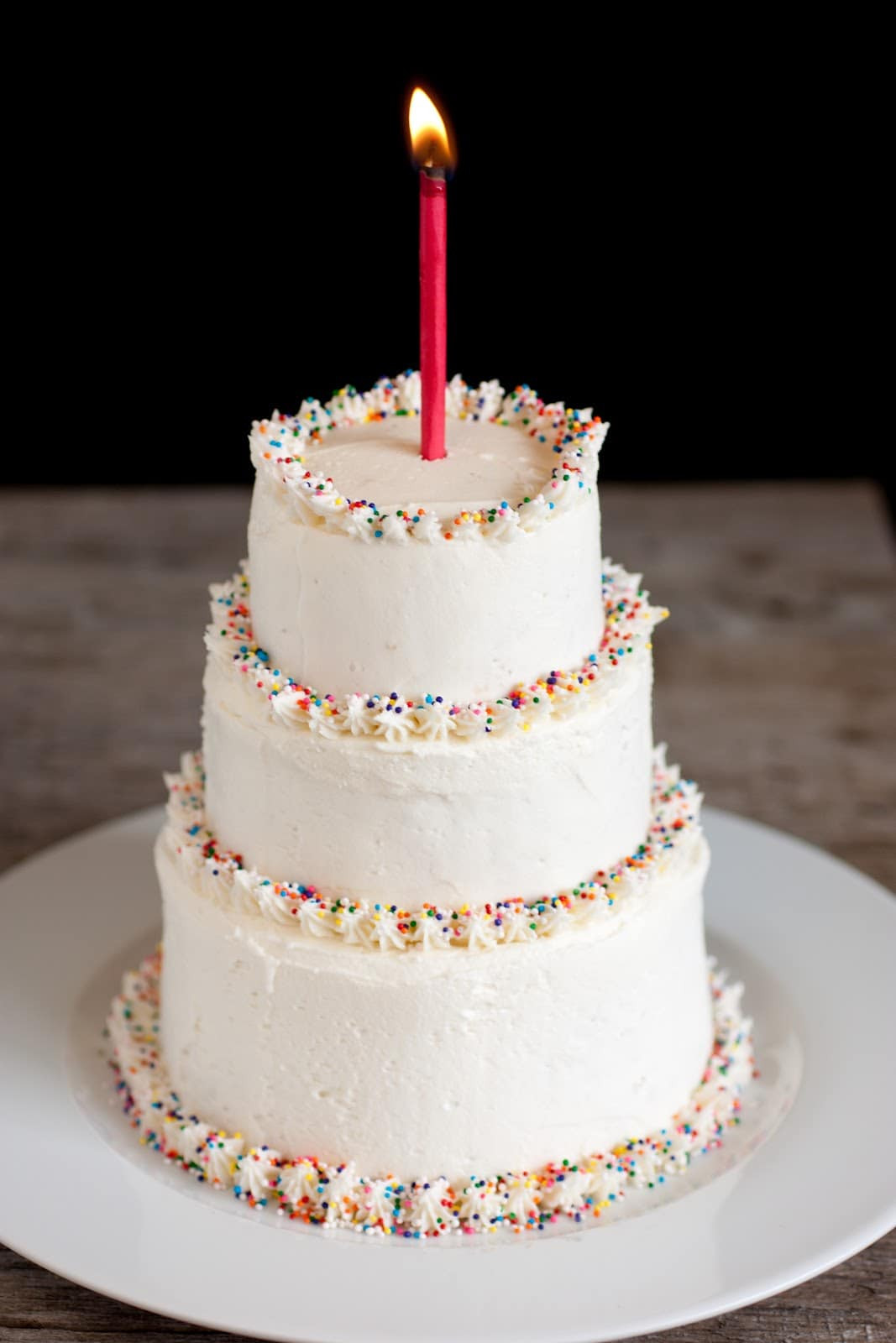 Best ideas about Two Tiered Birthday Cake . Save or Pin Buttercream Frosting Ultimate Icing on the Cake Now.