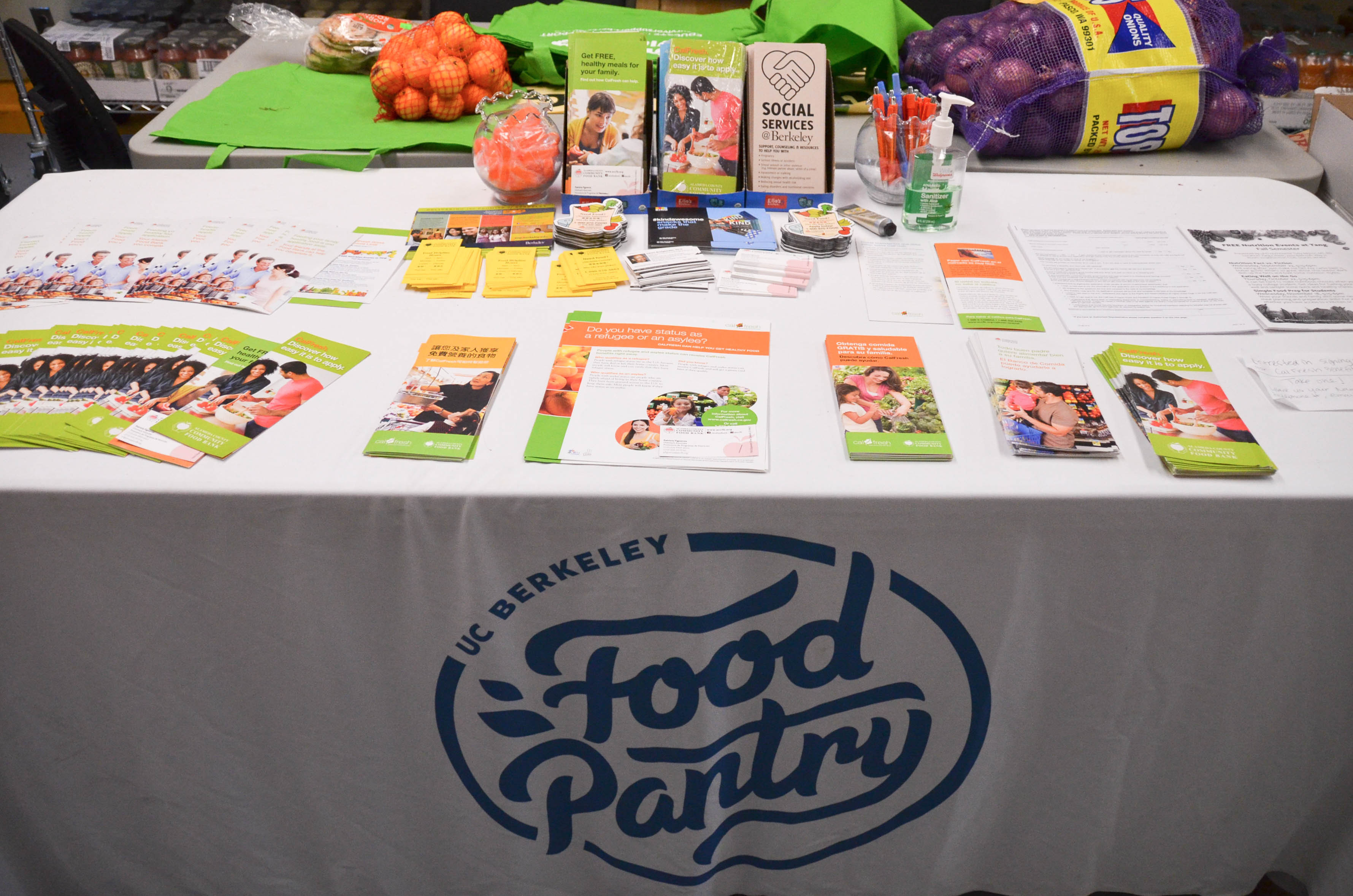 Best ideas about Uc Berkeley Food Pantry . Save or Pin DSC 2595 – UC Berkeley Food Pantry Now.