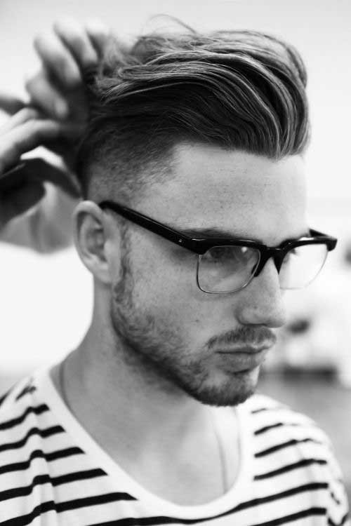 Best ideas about Undercut Hairstyle For Guys . Save or Pin Mens Undercut Haircut Ideas Now.