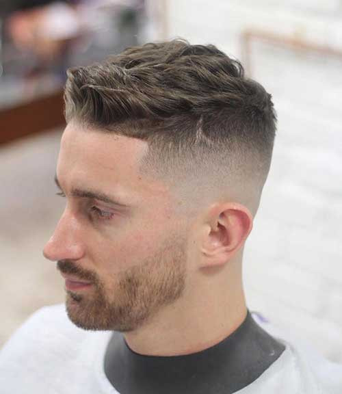 Best ideas about Undercut Hairstyle For Guys . Save or Pin 20 Mens Undercut Hairstyles Now.