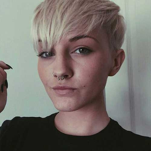 Best ideas about Undercut Pixie Hairstyles . Save or Pin Short Pixie Hairstyles Now.