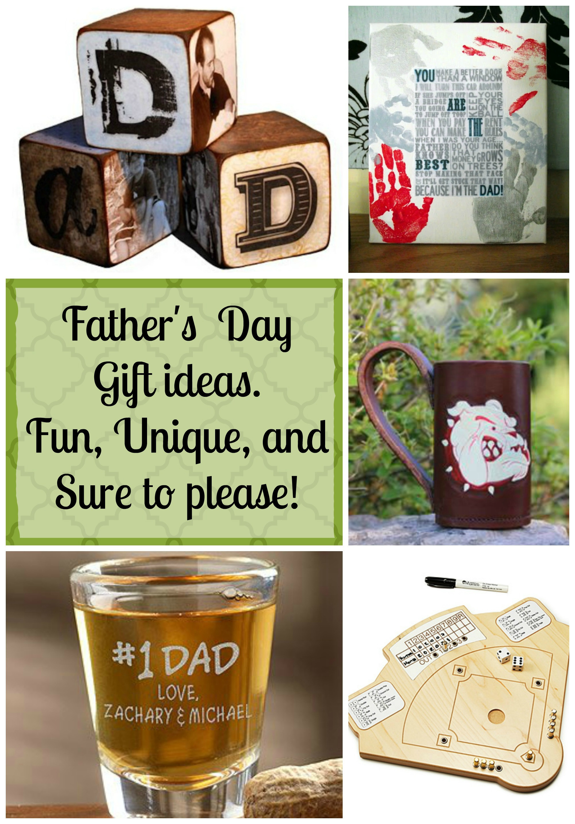 Best ideas about Unique Fathers Day Gift Ideas . Save or Pin 15 Great Father s Day Gift Ideas A Proverbs 31 Wife Now.