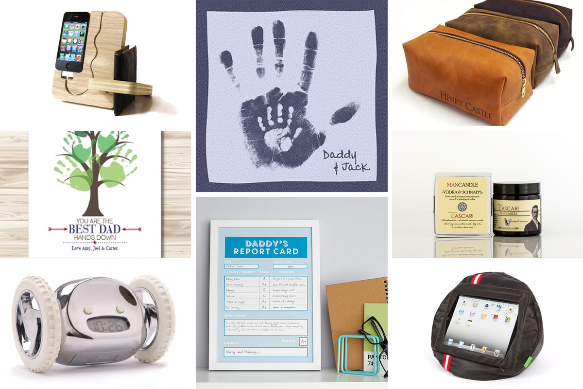 Best ideas about Unique Fathers Day Gift Ideas . Save or Pin Unique Father s Day Gift Ideas LoulouZoo Now.