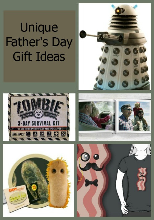 Best ideas about Unique Fathers Day Gift Ideas . Save or Pin Unique Father s Day Gift Ideas Pretty Opinionated Now.