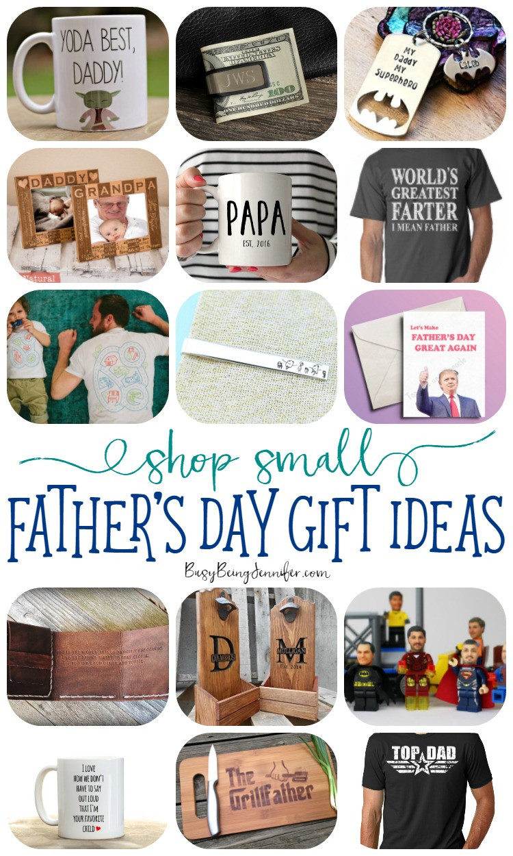 Best ideas about Unique Fathers Day Gift Ideas . Save or Pin Unique Gift Ideas for Father s Day Shop Small Busy Now.