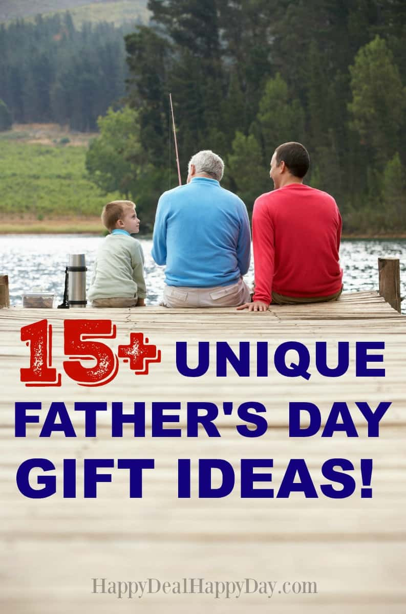 Best ideas about Unique Fathers Day Gift Ideas . Save or Pin 15 Unique Father s Day Gift Ideas Now.