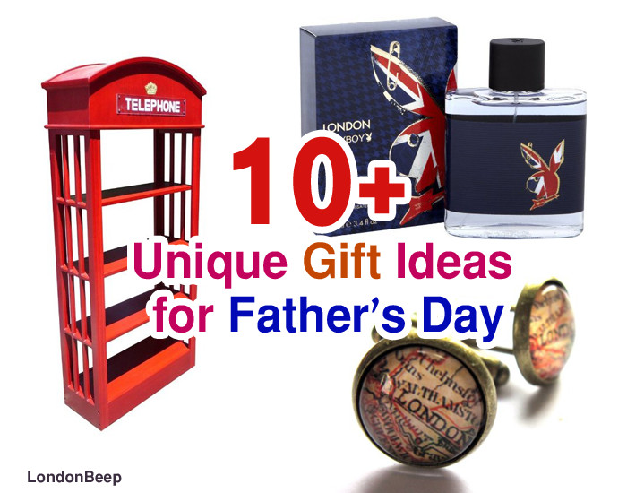 Best ideas about Unique Fathers Day Gift Ideas . Save or Pin Top 10 Best London Unique Gift Ideas for Father s Day 2018 UK Now.