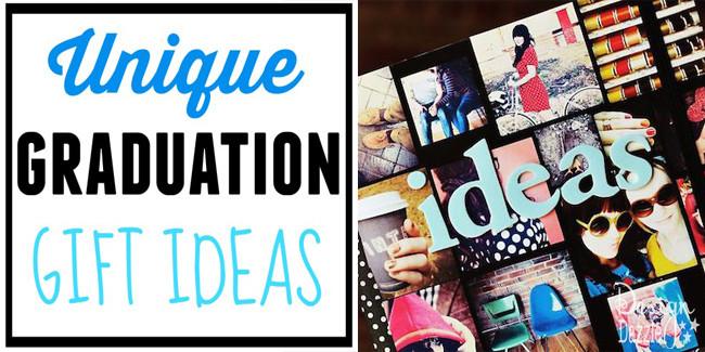 Best ideas about Unique Graduation Gift Ideas . Save or Pin Unique Graduation Gift Ideas Design Dazzle Now.