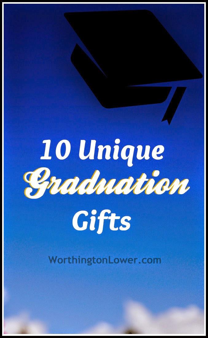 Best ideas about Unique Graduation Gift Ideas . Save or Pin Worthington Lower 10 Unique Graduation Gift Guide Now.