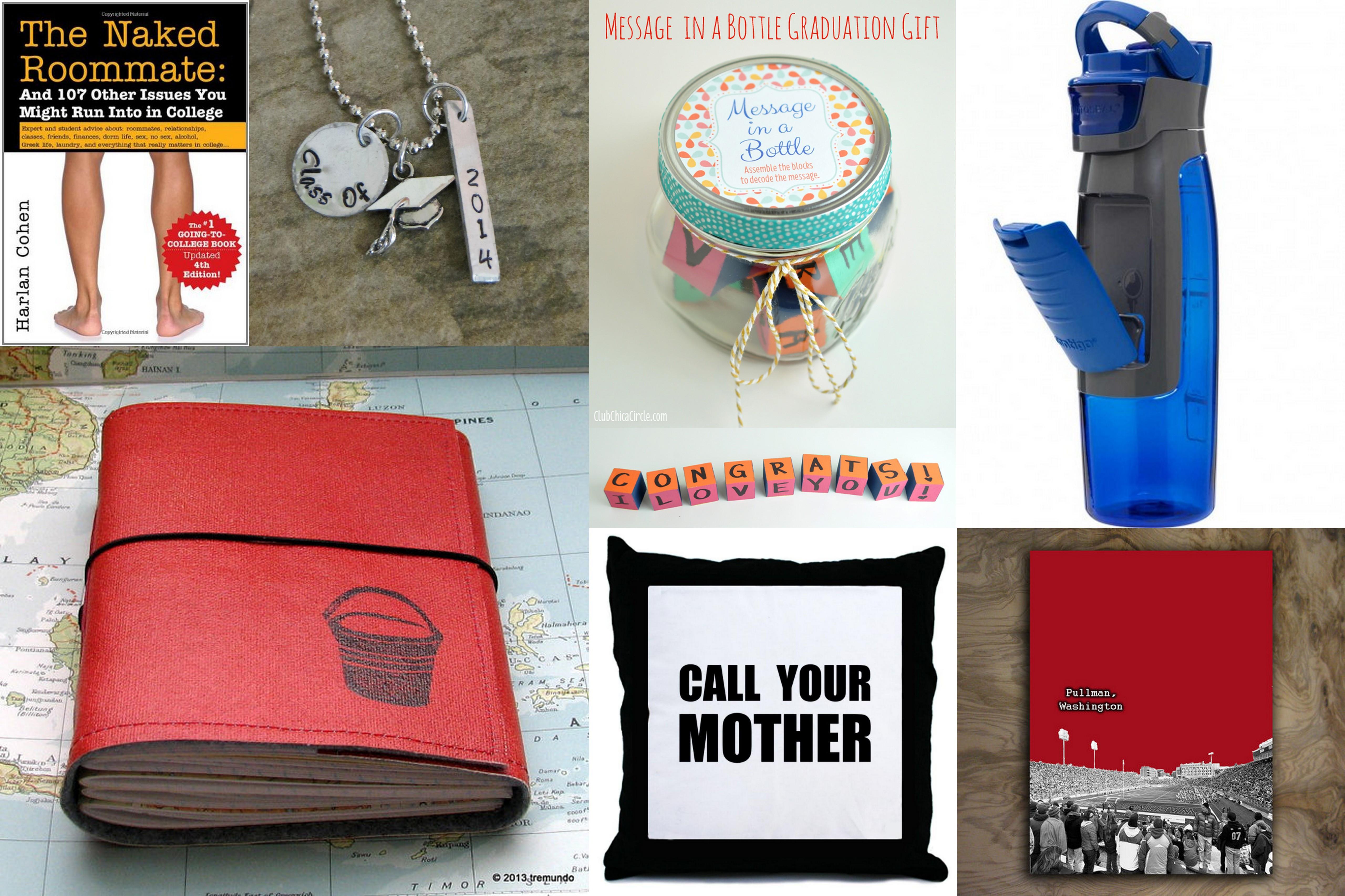 Best ideas about Unique Graduation Gift Ideas . Save or Pin 10 Unique Graduation Gifts for 2014 Now.