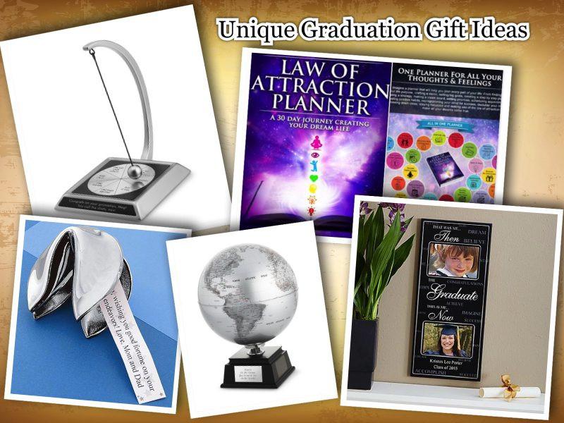 Best ideas about Unique Graduation Gift Ideas . Save or Pin 5 Ways To Reinvent Your Unique Graduation Gift Ideas Now.