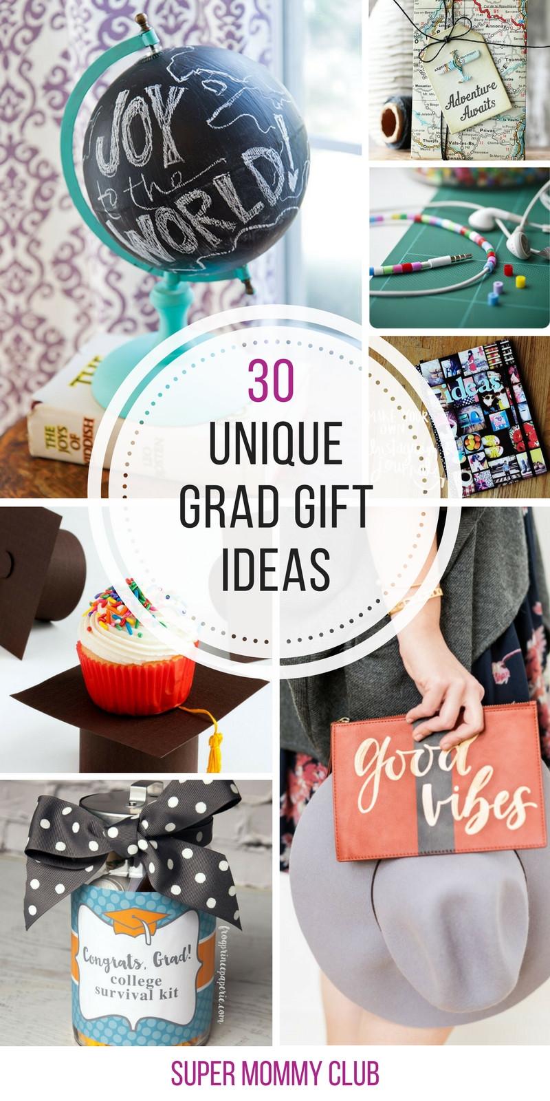 Best ideas about Unique Graduation Gift Ideas . Save or Pin 30 Unique College Graduation Gift Ideas They ll Actually Now.