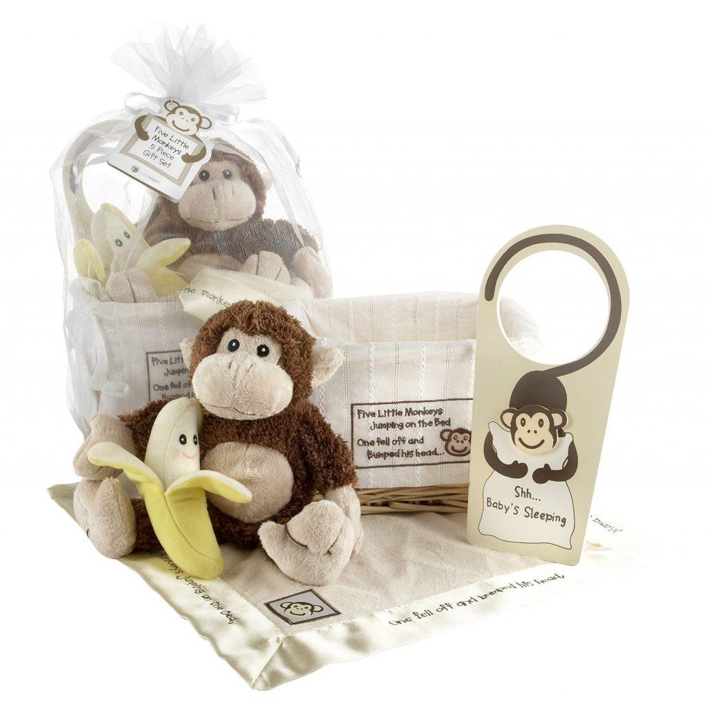 Best ideas about Unisex Baby Gift Ideas . Save or Pin Baby Shower Gift Ideas Gender Neutral Gugu Guru Blog Now.