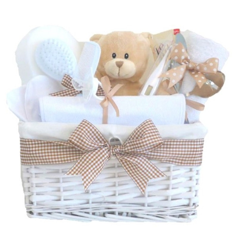 Best ideas about Unisex Baby Gift Ideas . Save or Pin Glimmer Uni Baby Gift Set New Baby Hamper Baby Now.