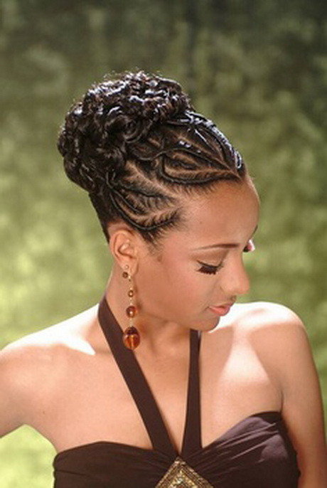 Best ideas about Updos African American Hairstyles . Save or Pin African braided hairstyles 2016 Now.