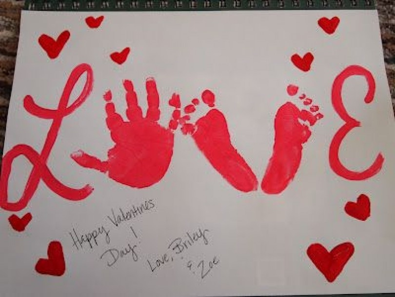 Best ideas about Valentine Arts And Crafts For Preschoolers . Save or Pin Valentine Day Crafts For Toddlers Now.