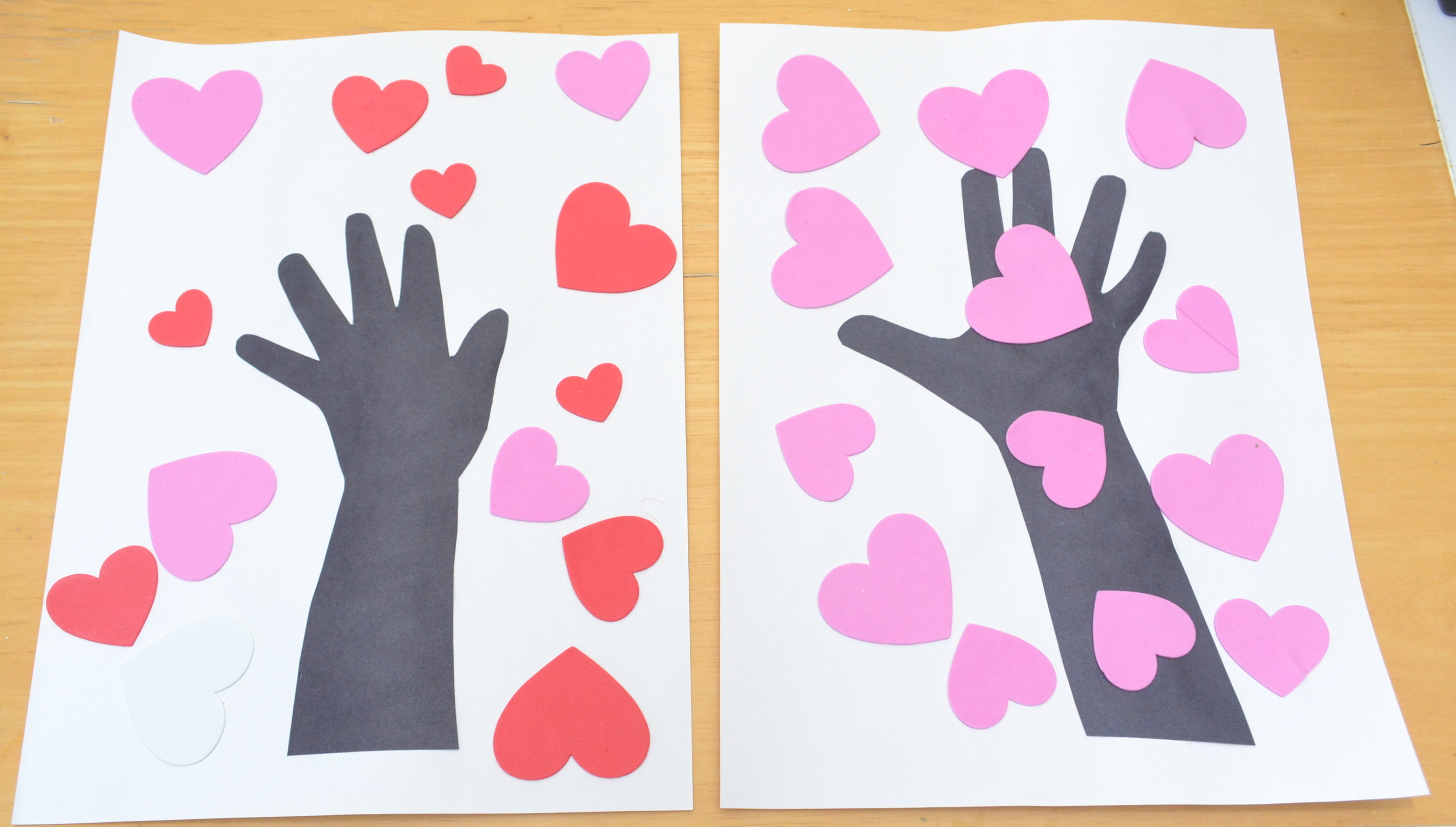 Best ideas about Valentine Arts And Crafts For Preschoolers . Save or Pin 10 Valentines Day Crafts For Preschoolers Now.