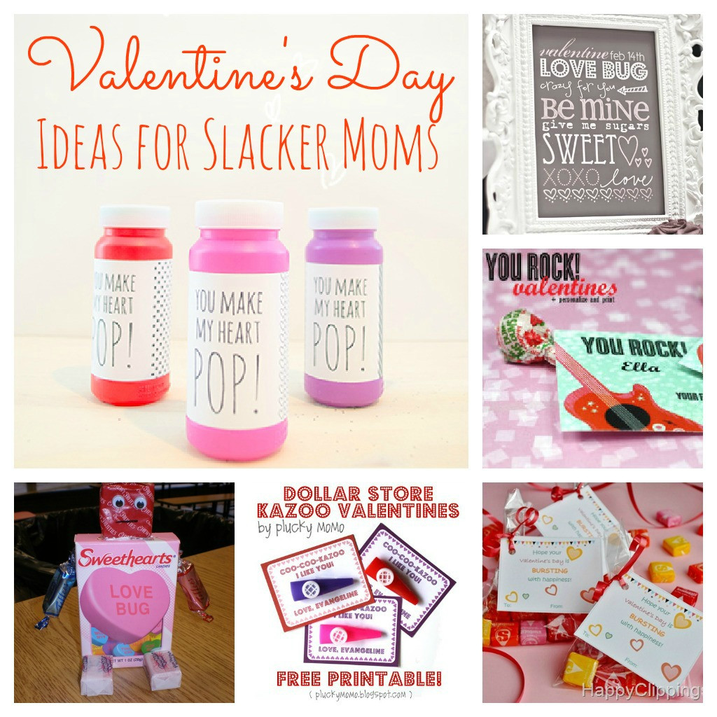 Best ideas about Valentine Gift Ideas For Mom . Save or Pin 6 Valentine s Day Ideas for Slacker Moms Now.