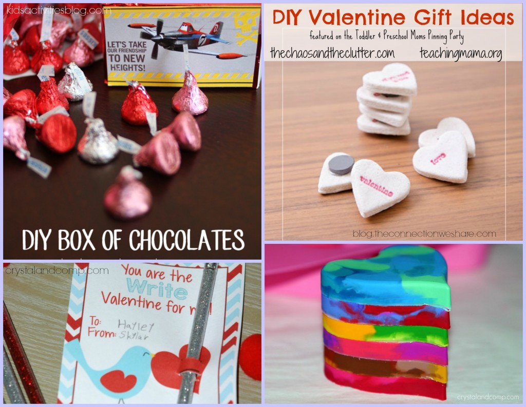 Best ideas about Valentine Gift Ideas For Mom . Save or Pin Easy Diy Valentine Gifts For Mom Diy Do It Your Self Now.