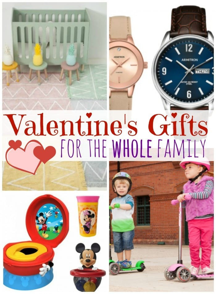 Best ideas about Valentine Gift Ideas For Mom . Save or Pin Valentine s Day Gift Ideas for the Whole Family A Mom s Take Now.