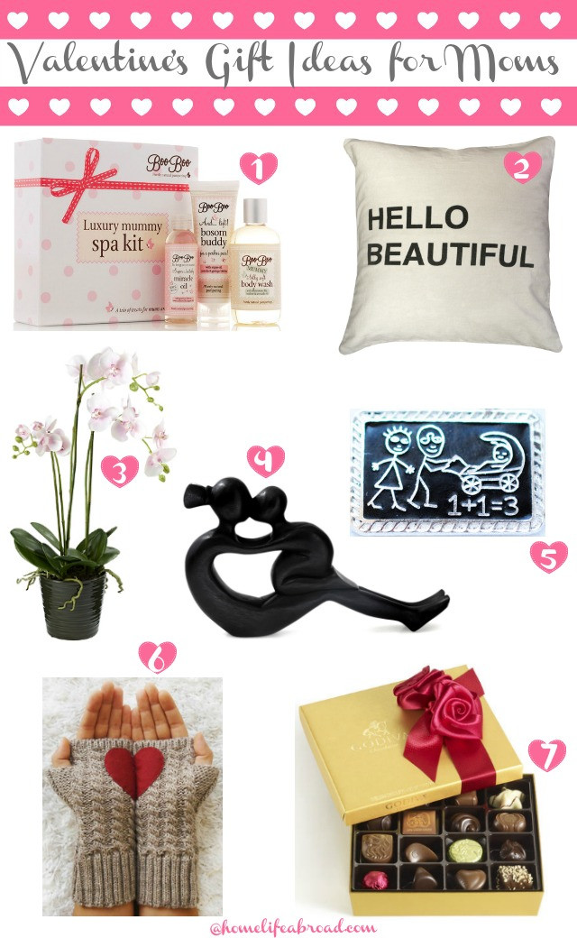 Best ideas about Valentine Gift Ideas For Mom . Save or Pin Valentine s Gift Ideas for Moms Now.