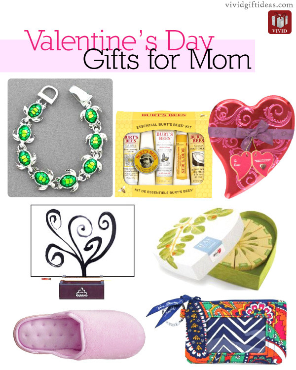 Best ideas about Valentine Gift Ideas For Mom . Save or Pin Valentines Day Gifts for Mom Vivid s Gift Ideas Now.