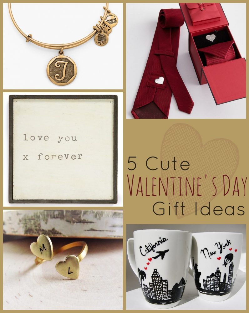 Best ideas about Valentine Gift Ideas For Mom . Save or Pin 5 Cute Valentine s Day Gift Ideas Now.