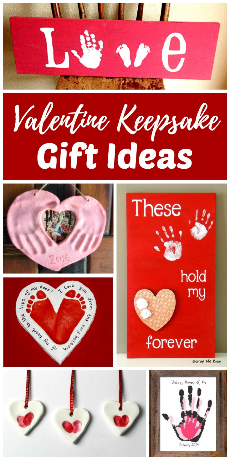 Best ideas about Valentine Gift Ideas For Mom . Save or Pin Valentine Keepsake Gifts Kids Can Make Now.