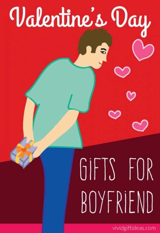 Best ideas about Valentine Gift Ideas For New Boyfriend . Save or Pin 2016 Valentines Day Gift Ideas for Boyfriend Vivid s Now.