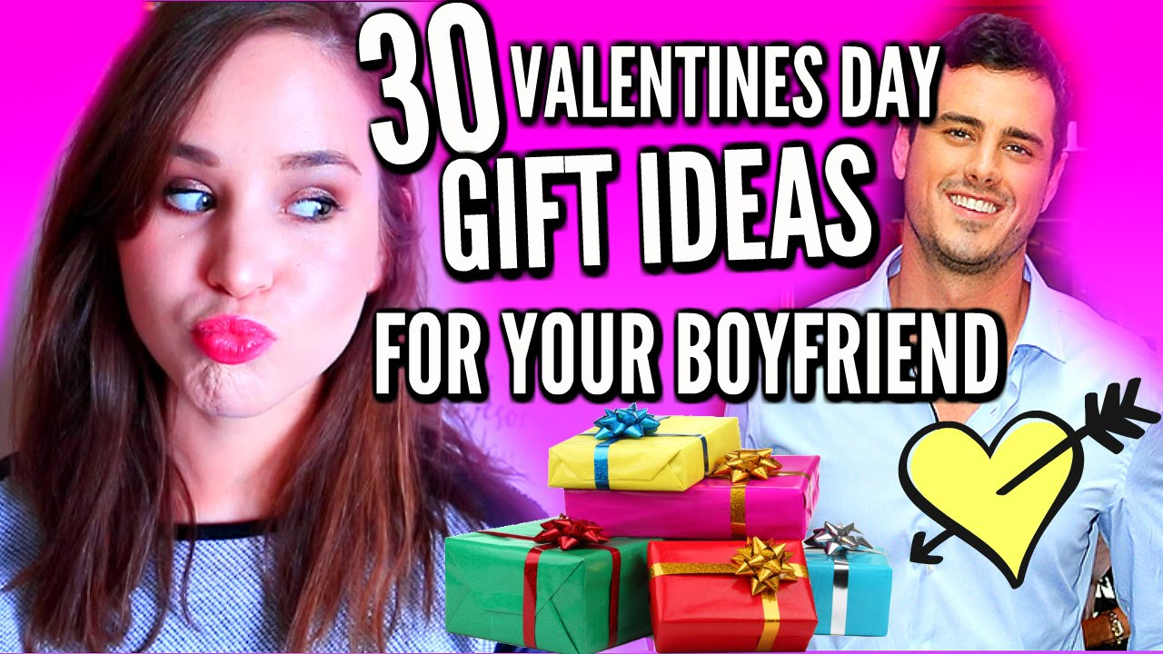Best ideas about Valentine'S Day Gift Ideas For Your Boyfriend . Save or Pin 30 VALENTINE S DAY GIFT IDEAS FOR YOUR BOYFRIEND Now.