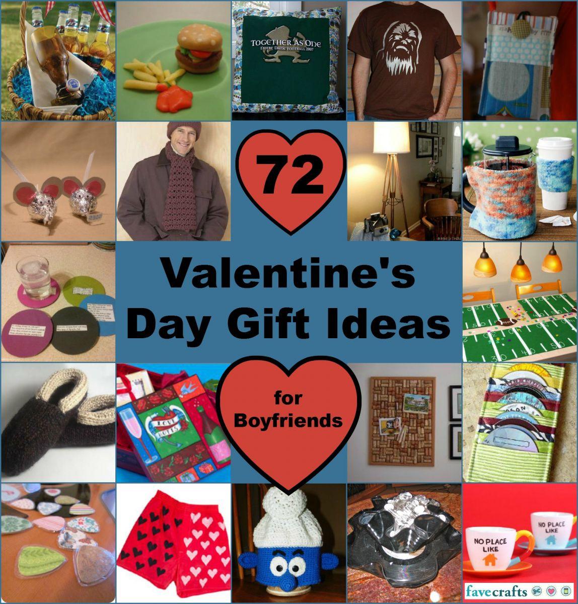 Best ideas about Valentine'S Day Gift Ideas For Your Boyfriend . Save or Pin 72 Valentine s Day Ideas for Boyfriend Now.