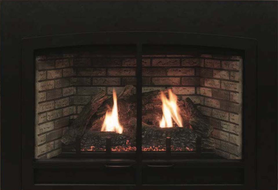 Best ideas about Vent Free Gas Fireplace Insert . Save or Pin White Mountain Hearth Innsbrook Direct Vent Gas Insert Now.