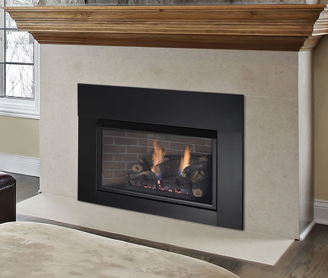 Best ideas about Vent Free Gas Fireplace Insert . Save or Pin Monessen Solstice Traditional Vent Free Fireplace Insert Now.
