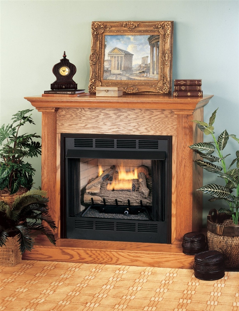 Best ideas about Vent Free Gas Fireplace Insert . Save or Pin Fireplaceinsert fort Flame Vent Free Gas 32 Now.