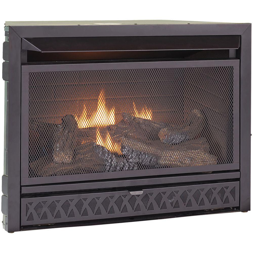 Best ideas about Vent Free Gas Fireplace Insert . Save or Pin Pro Gas Fireplace Insert Duel Fuel Technology – 26 000 Now.