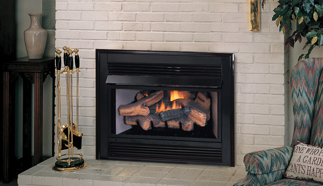 Best ideas about Vent Free Gas Fireplace Insert . Save or Pin VCI3032 Superior Vent Free Gas Fireplace Insert with Logs Now.