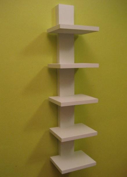 Best ideas about Vertical Wall Shelf . Save or Pin Vertical Wall Shelf by Randy Price LumberJocks Now.