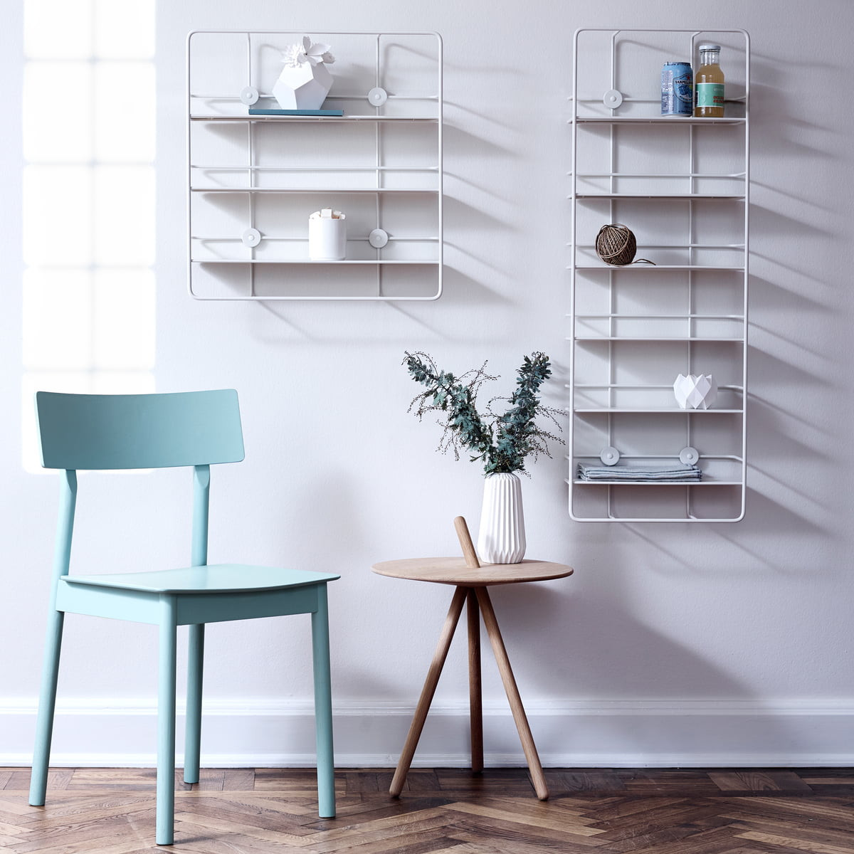 Best ideas about Vertical Wall Shelf . Save or Pin Buy the Coupé vertical wall shelf by Woud Now.