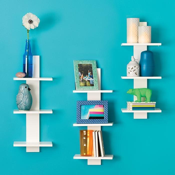 Best ideas about Vertical Wall Shelf . Save or Pin Vertical Wall Shelf Now.