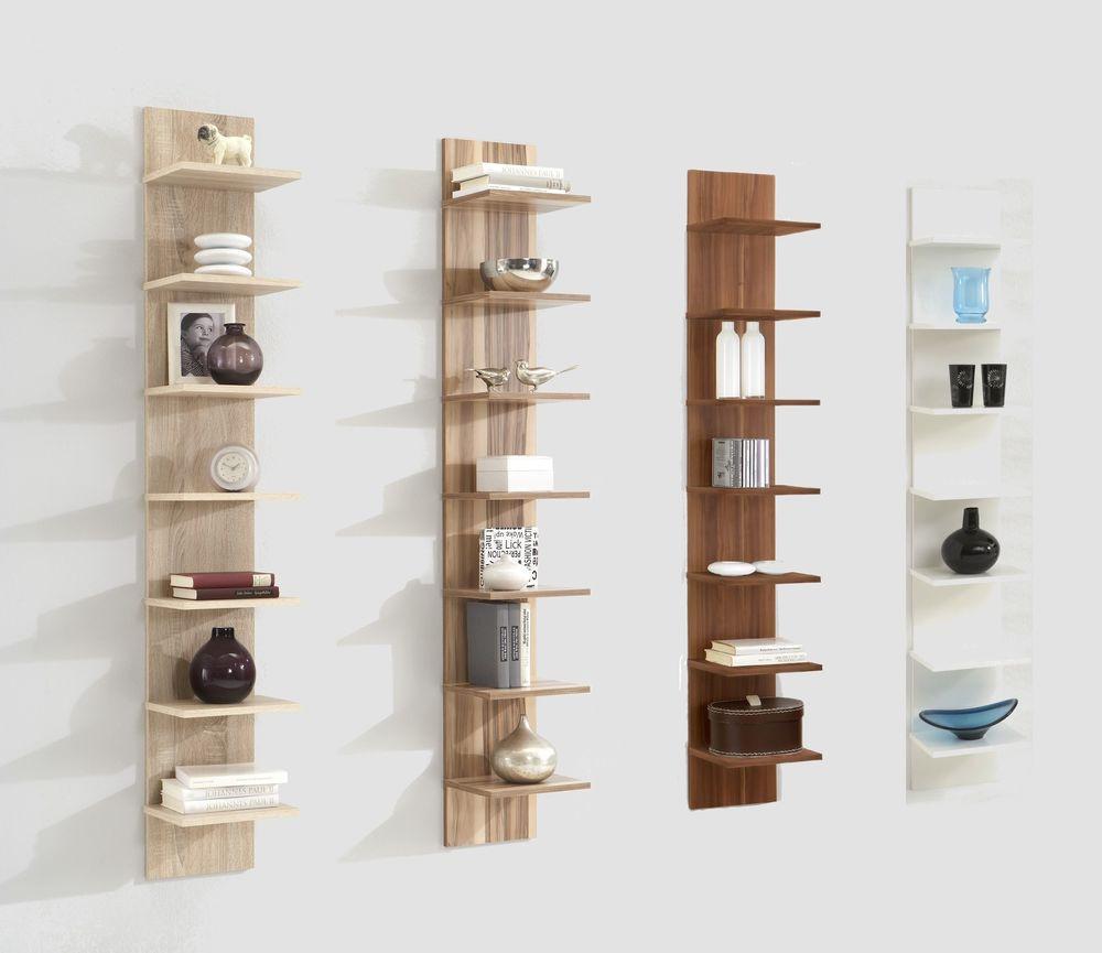 Best ideas about Vertical Wall Shelf . Save or Pin Flip Designer 7 Tier Vertical Floor Wall Display Shelf Now.