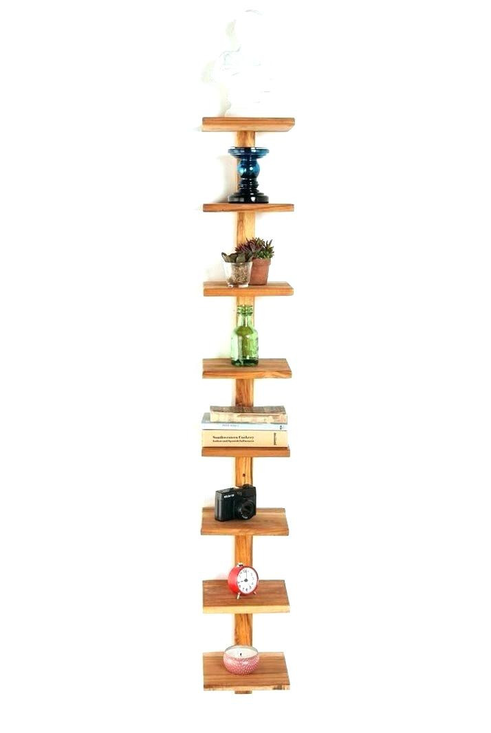 Best ideas about Vertical Wall Shelf . Save or Pin Vertical Shelves Shelf Vertical Vertical Wall Bookshelves Now.