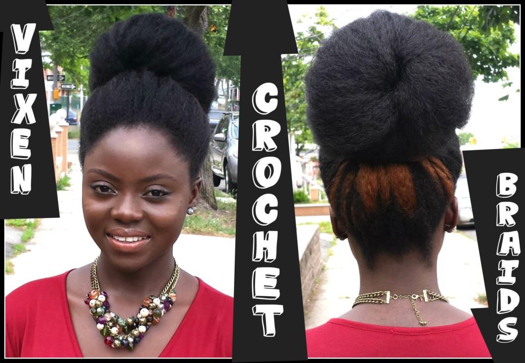Best ideas about Vixen Crochet Hairstyles . Save or Pin DIY Vixen Crochet Braids [Video] Black Hair Information Now.